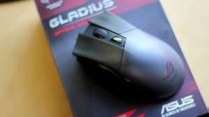 ASUS Gladius Mouse (Hardware) Review