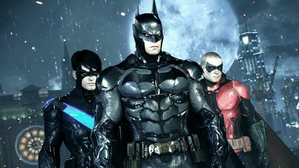 Batman Arkham Series doesn't have Co-op Again 2