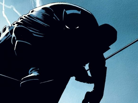 Frank Miller Returns To The Dark Knight Comic