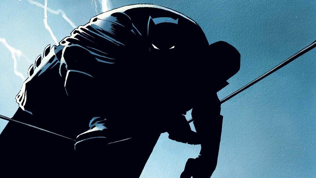 Frank Miller Returns To The Dark Knight Comic