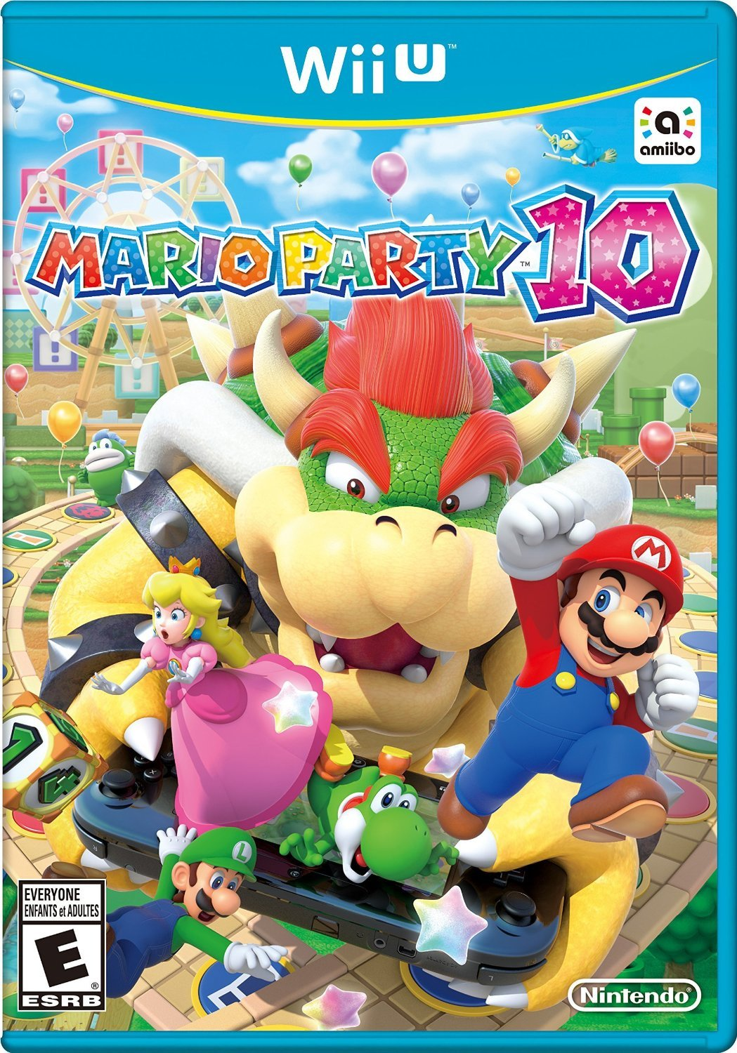 Mario Party 10 (Wii U) Review 8