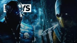 Let's Play: Mortal Kombat X - 2015-04-22 16:33:33