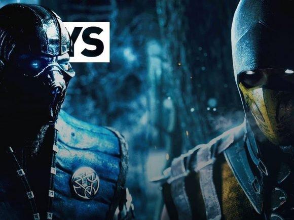 Let's Play: Mortal Kombat X - 2015-04-22 16:33:33