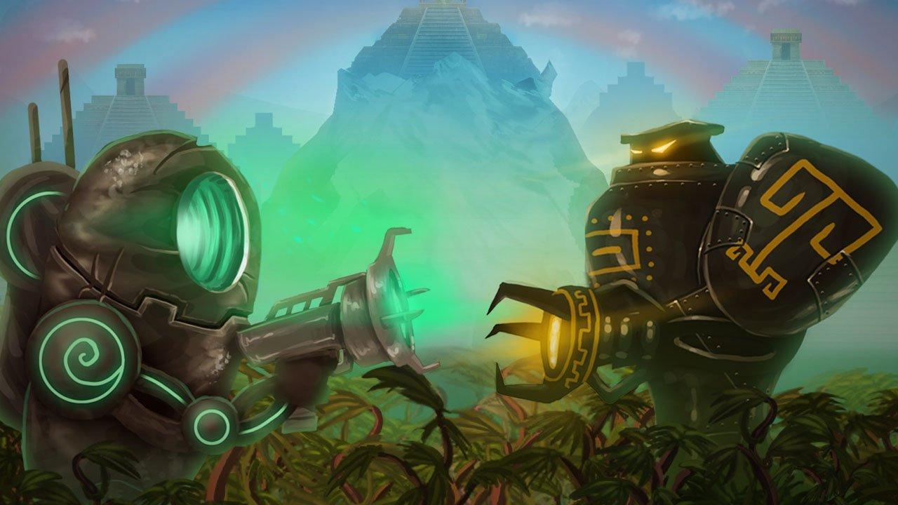 Mayan Death Robots Preview 5
