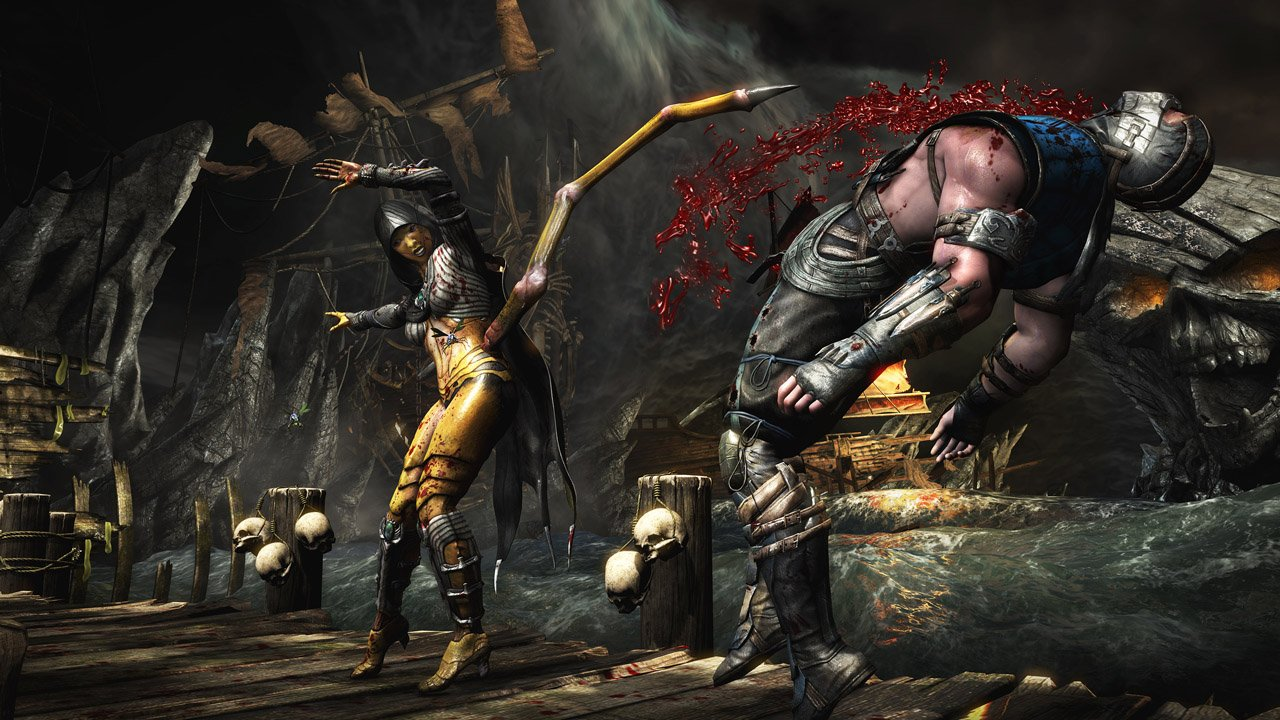 UPDATE: Mortal Kombat X Faces Fan Backlash - 2015-04-16 16:13:02