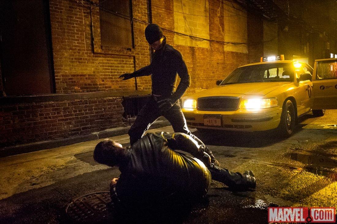 Netflix'S Daredevil (Tv) Review