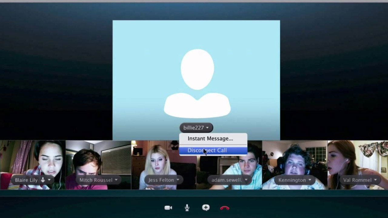 Unfriended (2014) Review 7