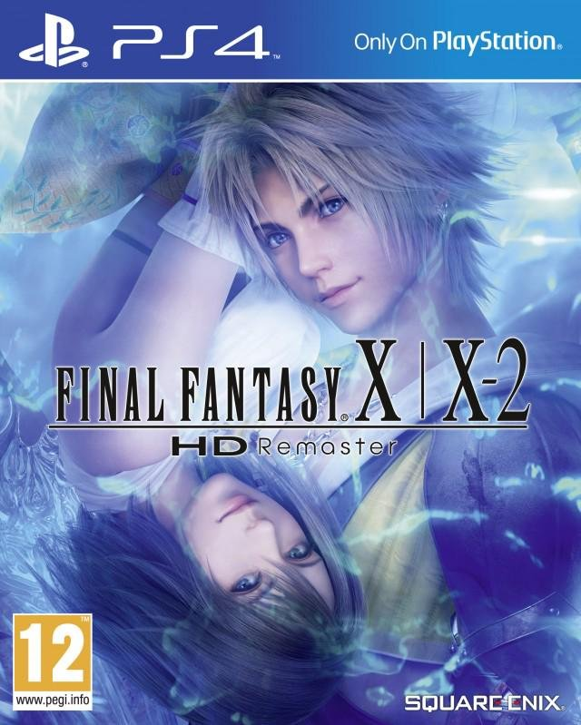 Final Fantasy X/X-2 HD Remaster (PS4) Review