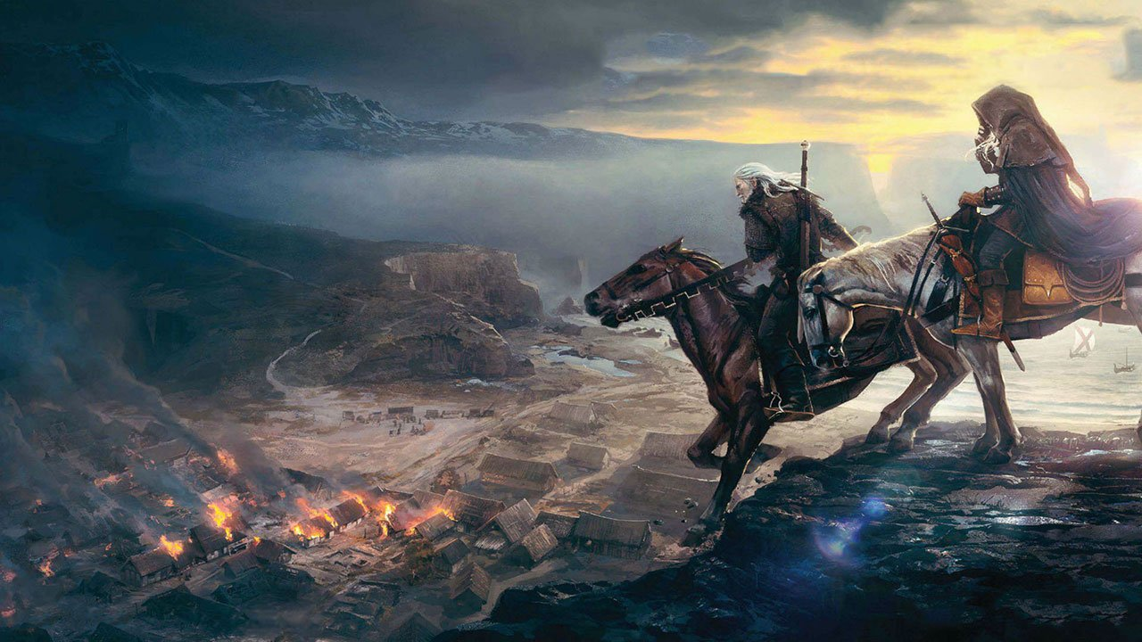 The Witcher III: Wild Hunt (PS4) Review 4