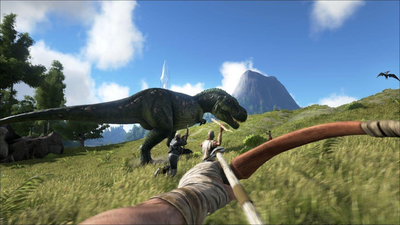 Project Morpheus Gets VR Dinosaur Game - 2015-05-14 01:03:59