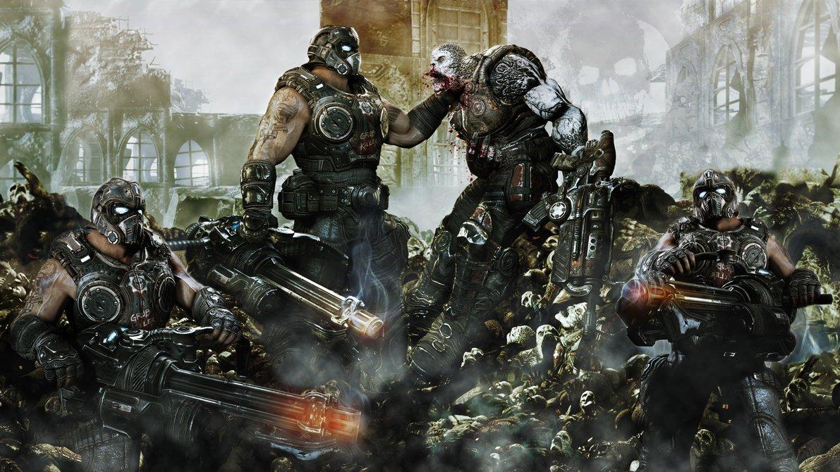 Black Tusk Can Improve Gears Of War