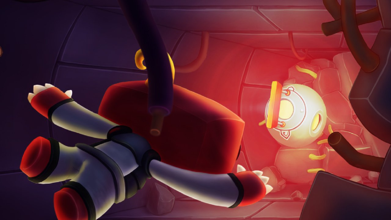 Take Out The Trash In Space In Intergalactic Trashman - 2015-05-07 10:40:02