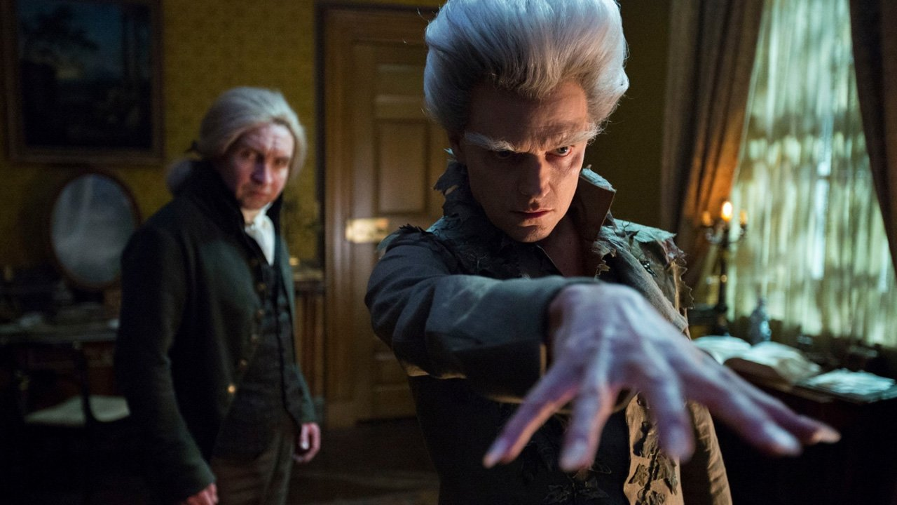 Jonathan Strange and Mr. Norrell Ep. 1 (TV) Review 3