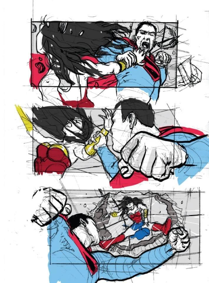Justice League Mortal Game