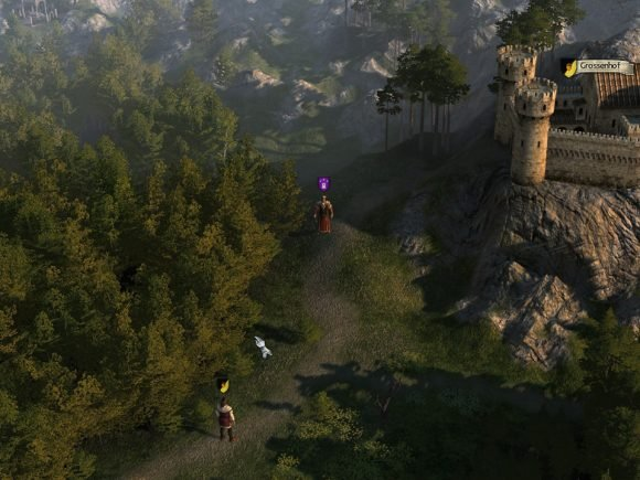 A Skeptical Eye: Legends of Eisenwald Preview 5