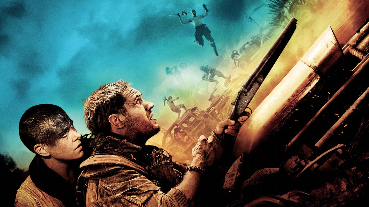 Mad Max: A Blueprint For Action - 2015-05-25 15:33:00