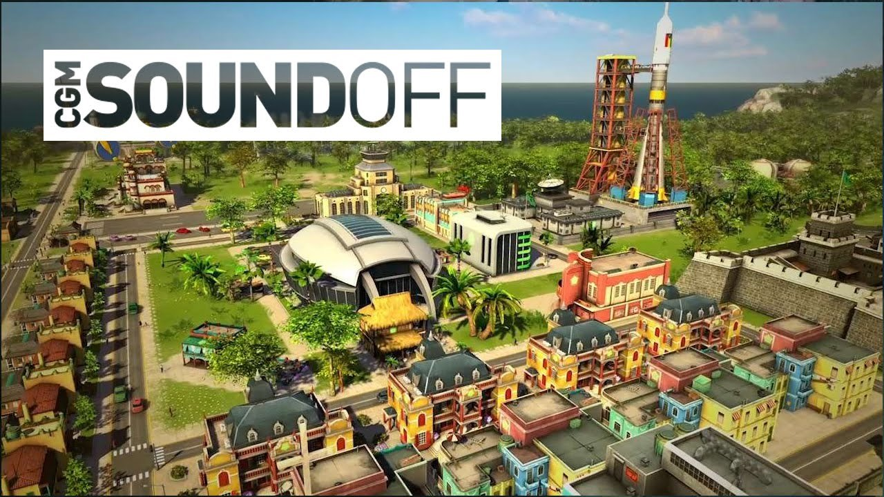Sound Off: Simulation Games