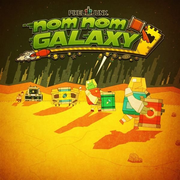 Nom Nom Galaxy (PS4) Review 7