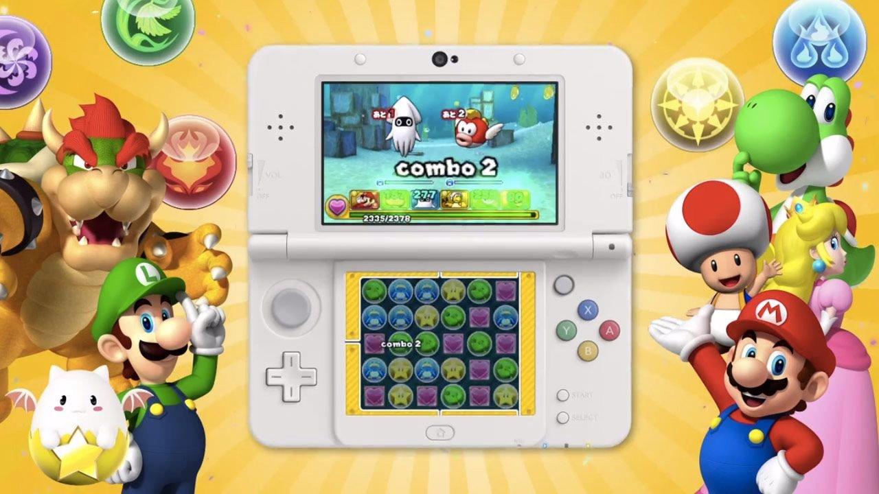 Puzzle & Dragons Z + Puzzle & Dragons Super Mario Bros. (3DS) Review 5