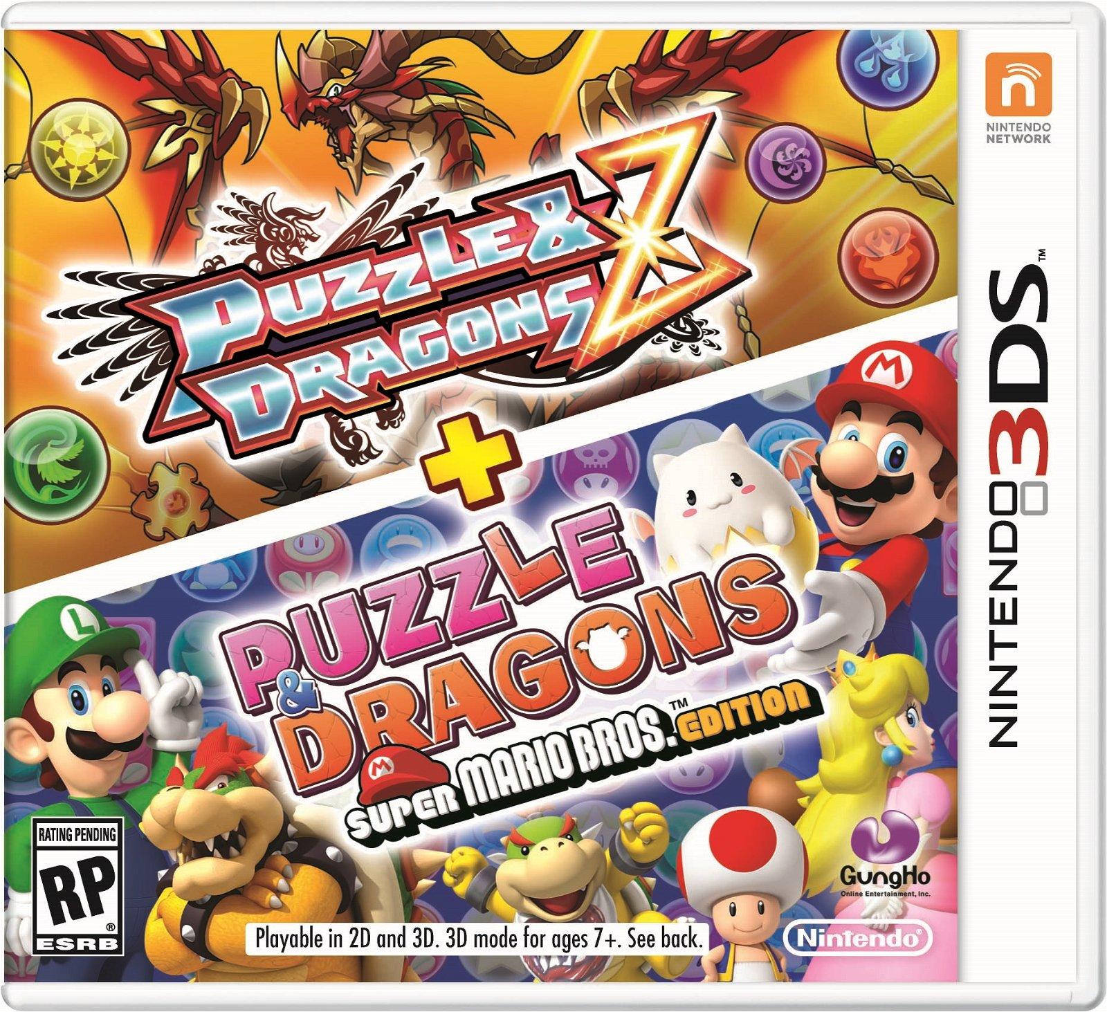 Puzzle & Dragons Z + Puzzle & Dragons Super Mario Bros. (3DS) Review 4