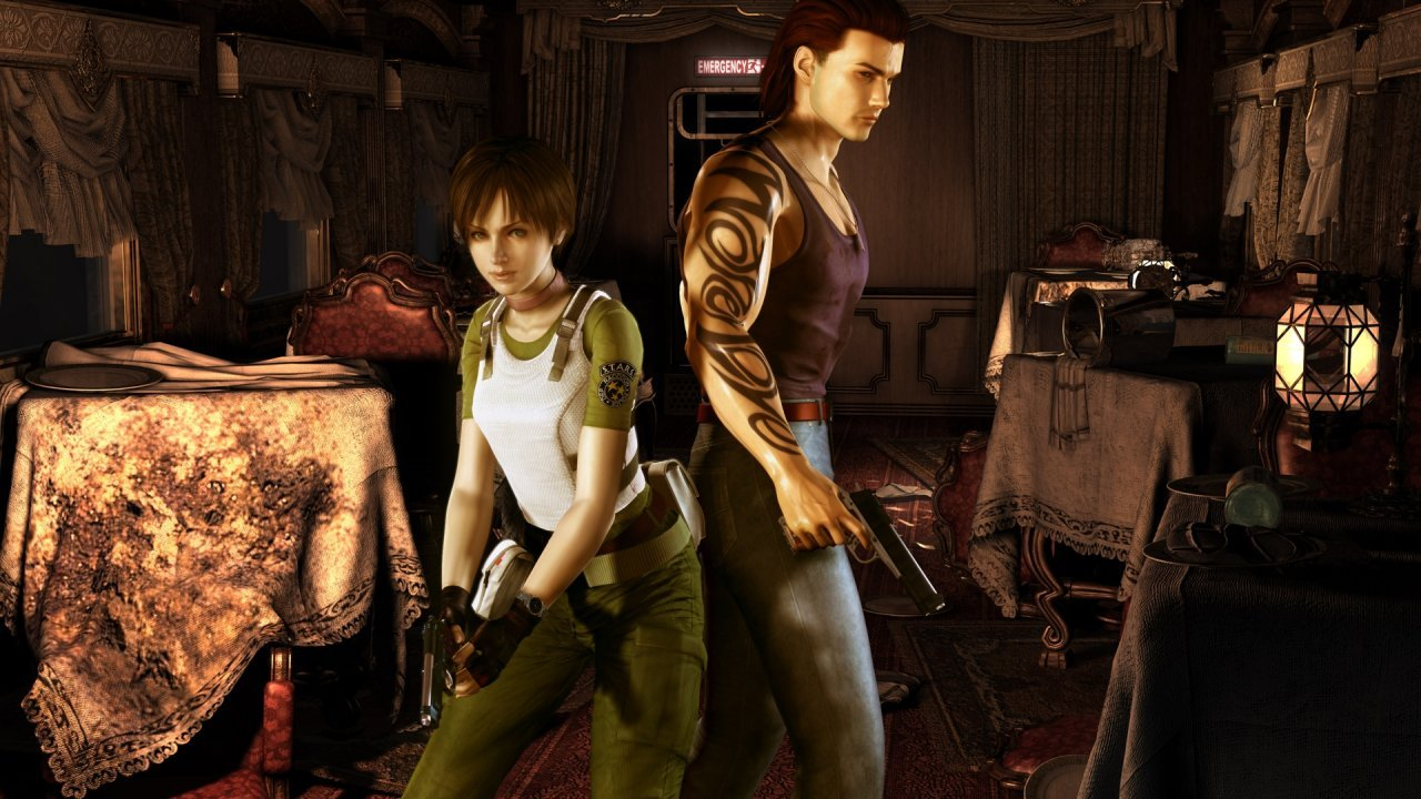 What Resident Evil 0 HD Means For the Series - 2015-05-27 22:05:07