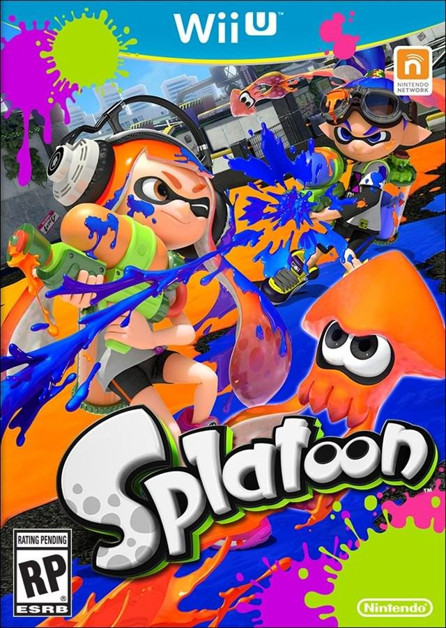 Splatoon (Wii U) Review 6