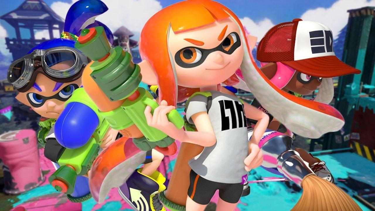 Splatoon (Wii U) Review 4