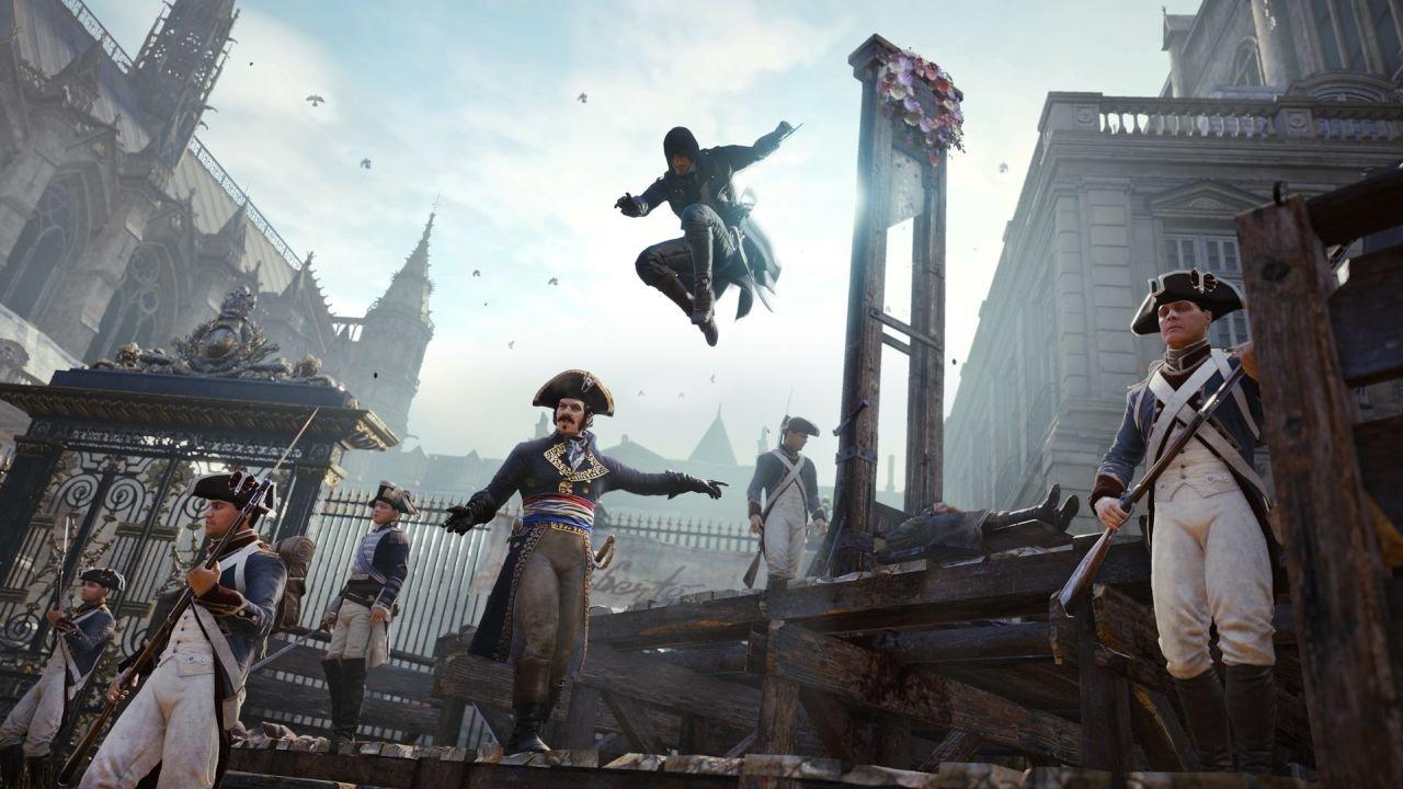 Ubisoft Officially Dropping Last-Gen Development 2
