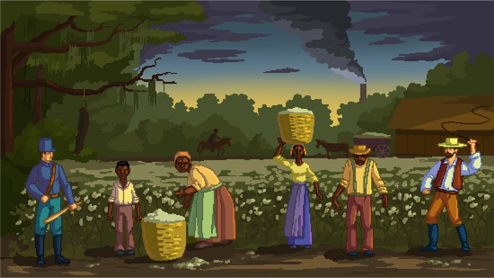 I'm Joshua: The Video Game About Slavery 3