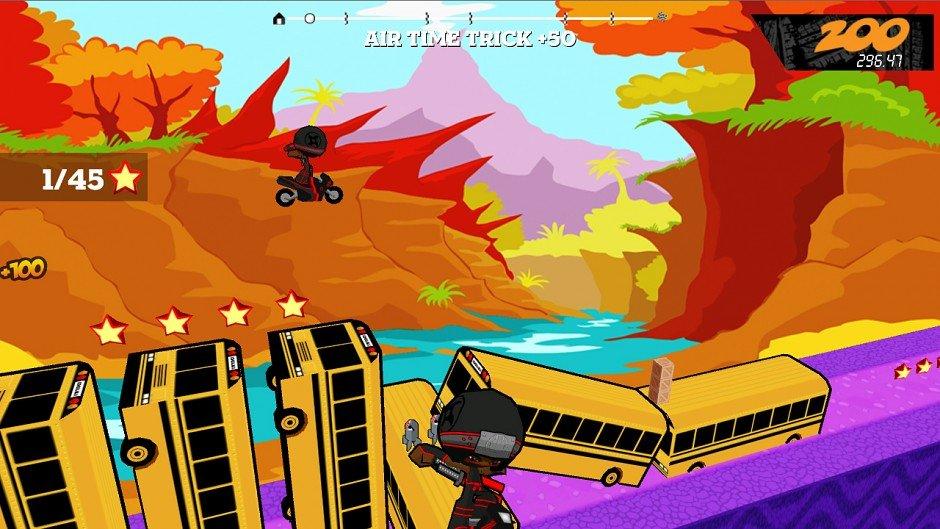 Flip Riders - Bad Juju Games, Inc