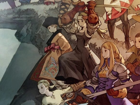 Final Fantasy Tactics: The War of the Lions Out on Android - 2015-06-08 09:46:28