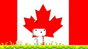Canada Day: Hockey, Beer, and Videogames