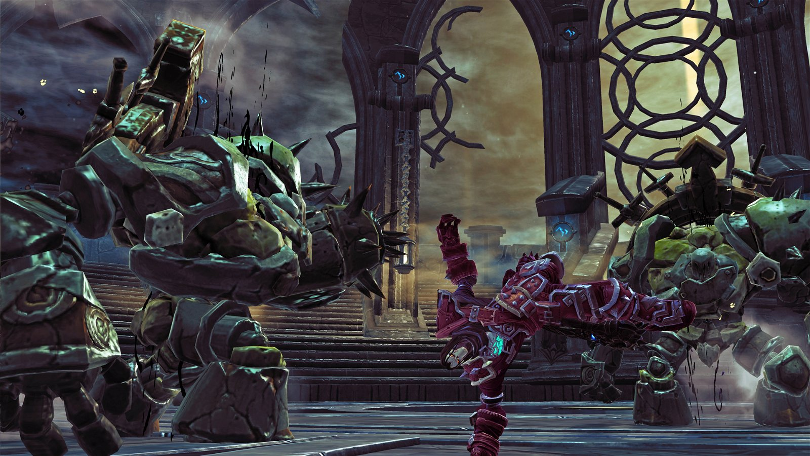 Darksiders Ii: Deathfinitive Edition Now Official - 2015-06-11 09:42:58