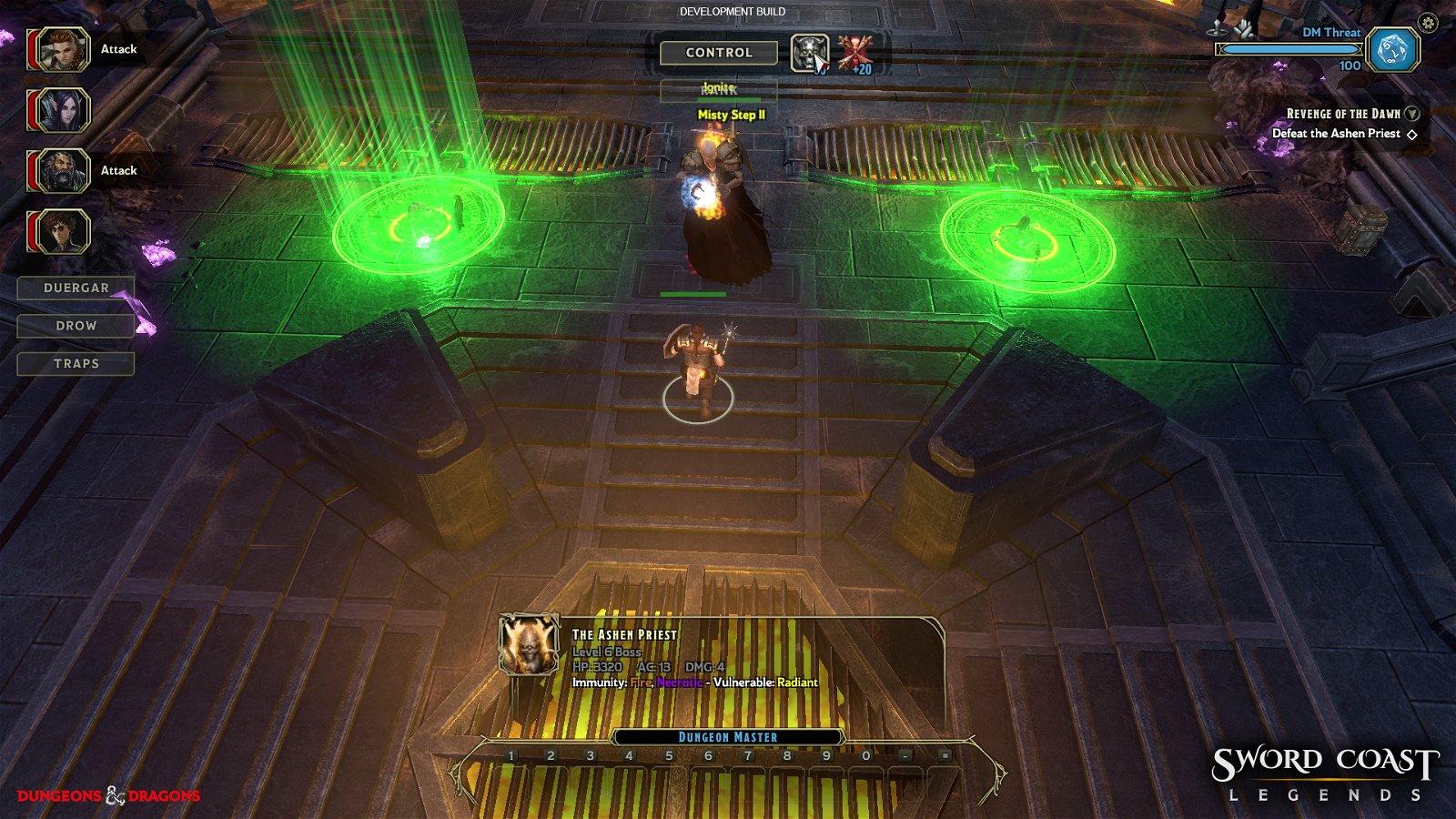 Dungeon Master Mode