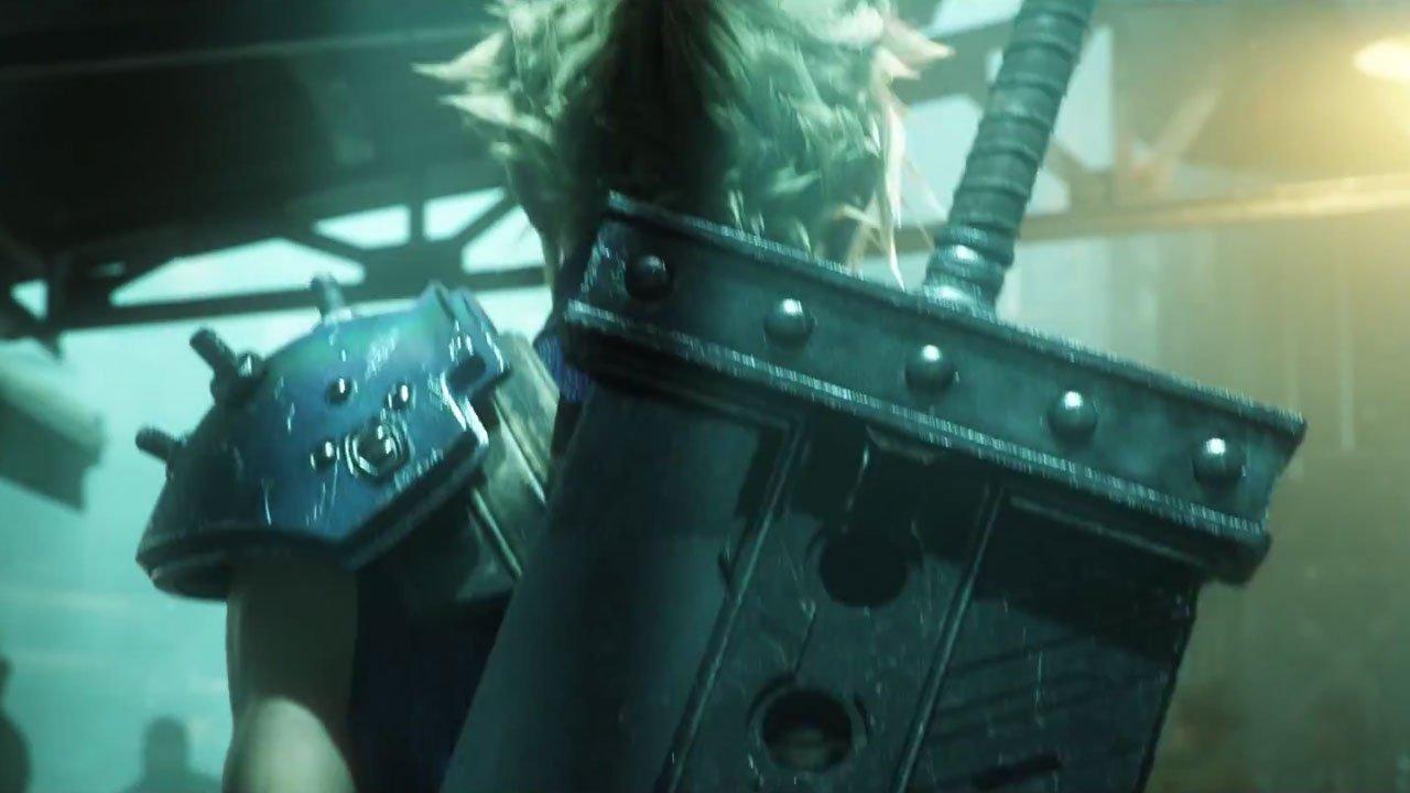 Final Fantasy VII Remake is Official - 2015-06-16 10:39:31