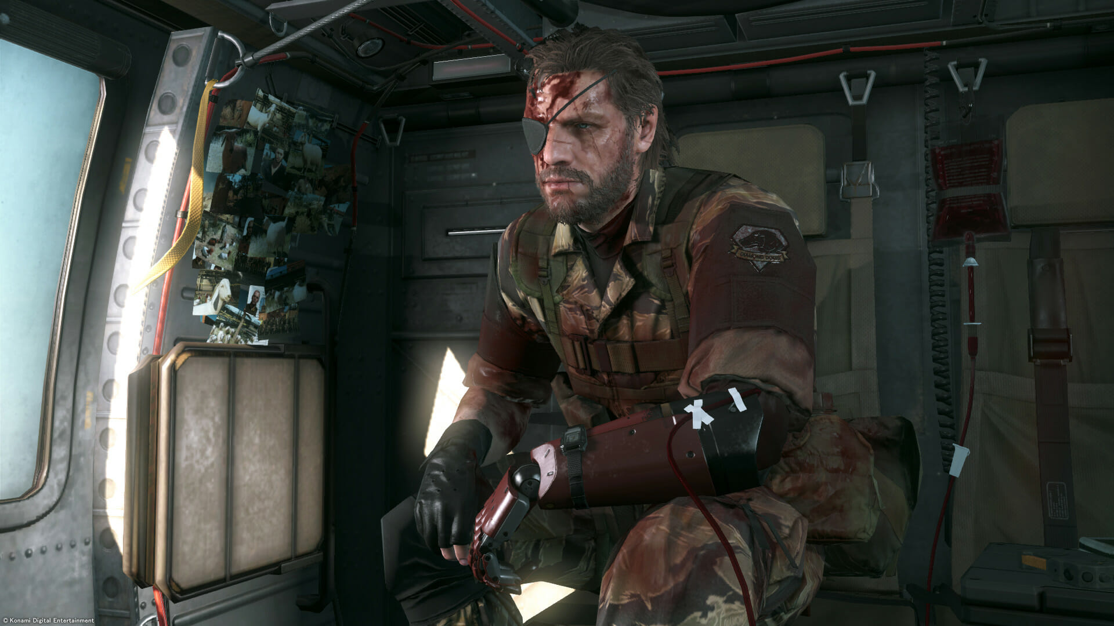 Metal Gear Solid V: The Phantom Pain Preview: Secretive Brilliance 4