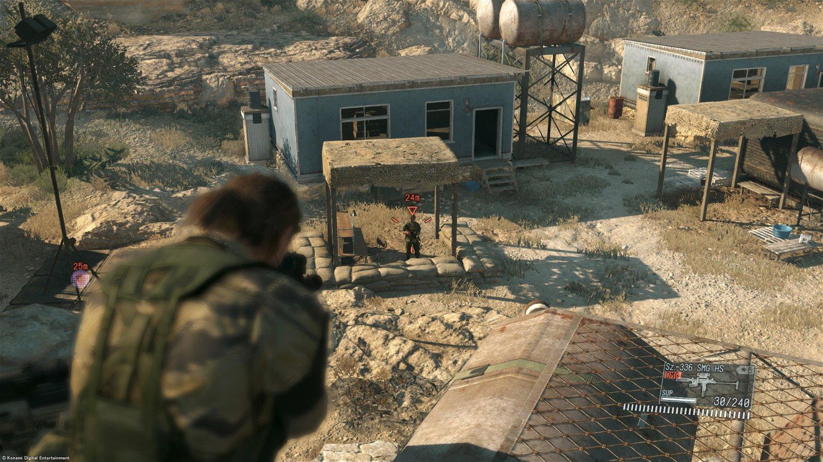 Metal Gear Solid V: The Phantom Pain Preview: Secretive Brilliance 2
