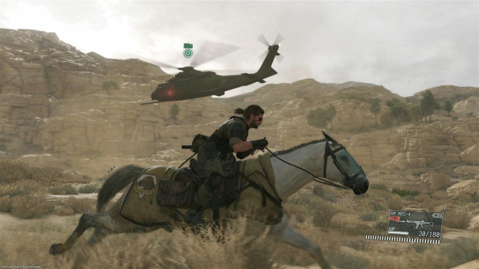 Metal Gear Solid V: The Phantom Pain Preview: Secretive Brilliance 1