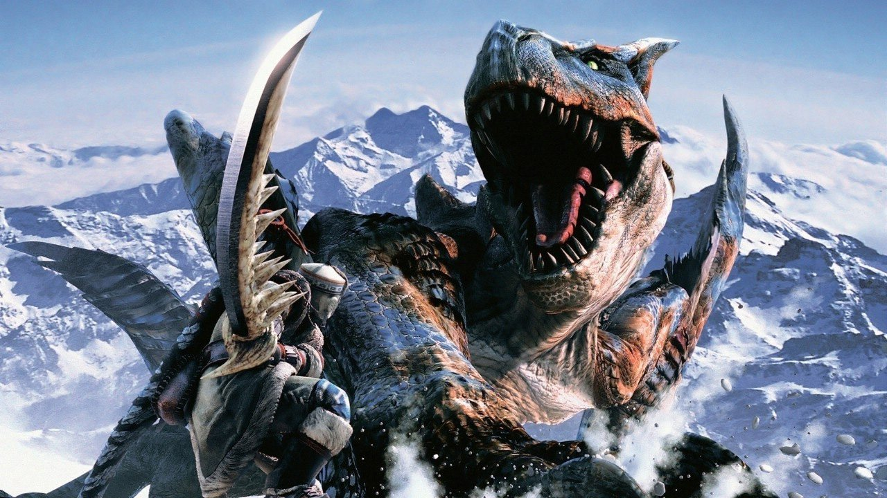 New Monster Hunter 4 Ultimate  DLC Announced - 2015-06-05 12:34:02
