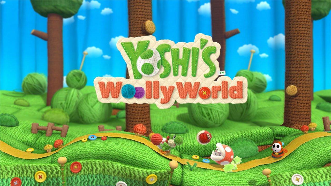 New Yoshi's Woolly World Trailer - 2015-06-12 12:53:09