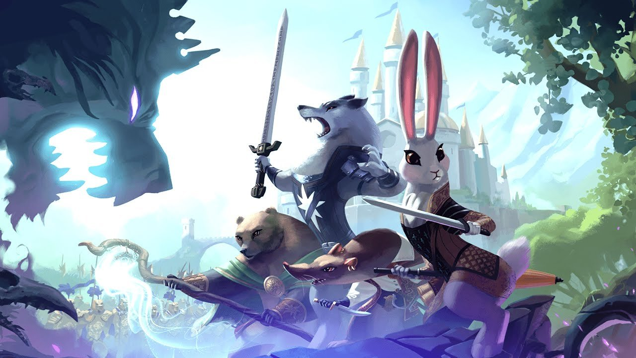 Armello Preview: Medievalist Fantasy Anthropomorphous Animals - 2015-06-25 11:07:29