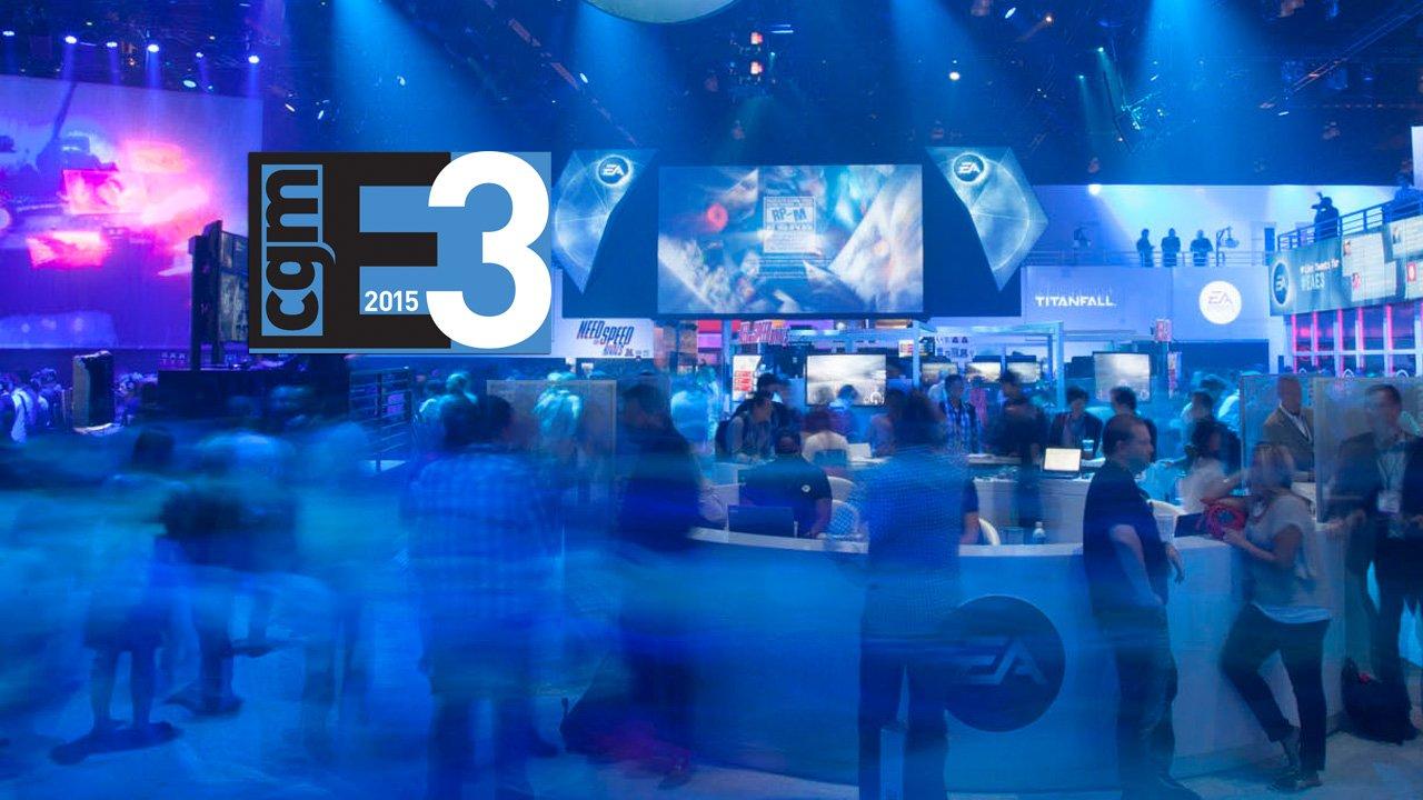 E3's Most Awkward Moments - 2015-06-12 16:30:43