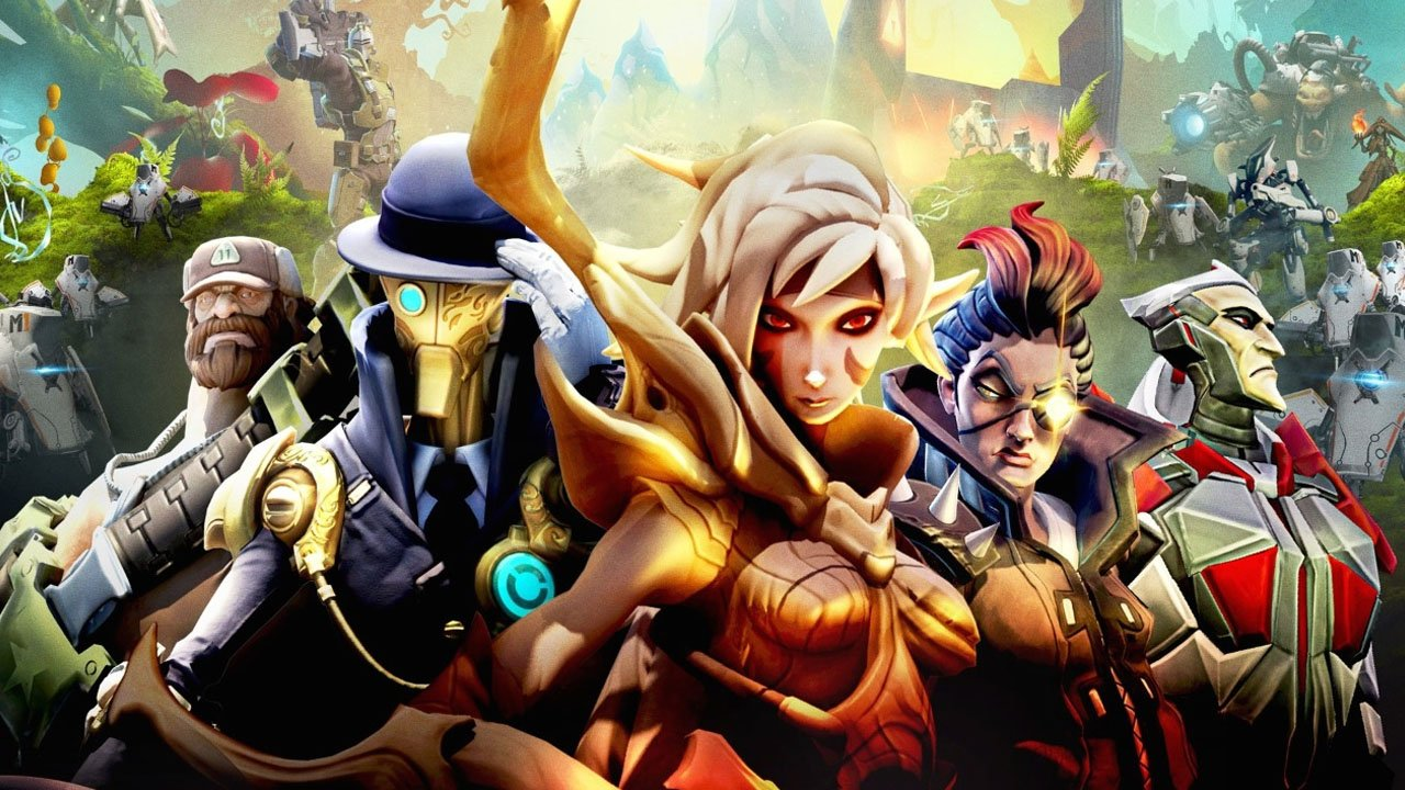 Battleborn Modes and Features Announced