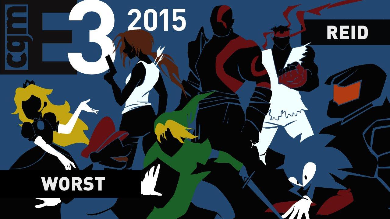 The Worst of E3 2015 - Reid 2