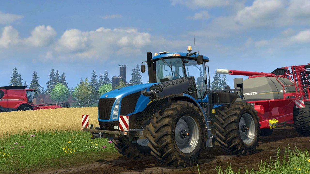 Farming Simulator 15 (PS4) Review 7