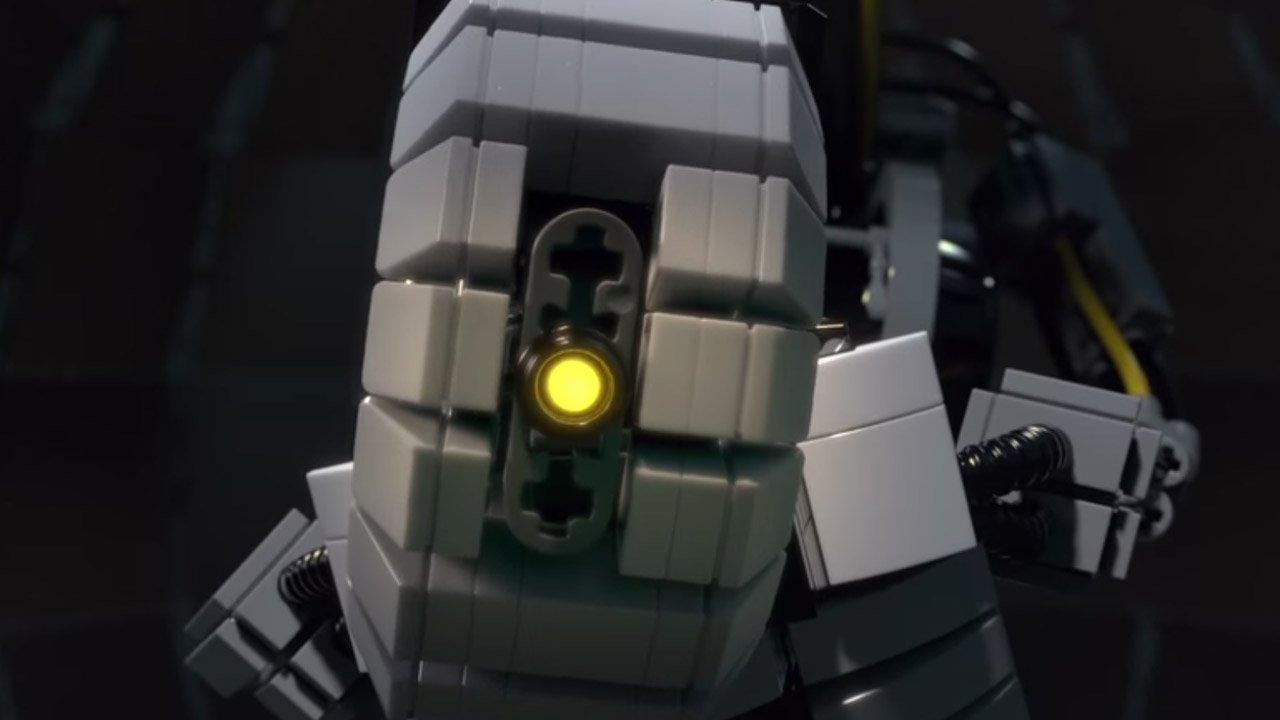 GLaDOS Ports to LEGO Dimensions Trailer - 2015-06-17 15:23:02