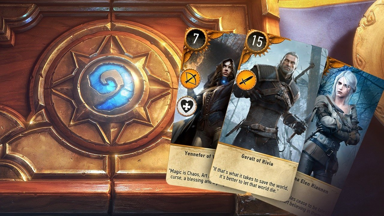 The Witcher III's Card Game Challenges the Notion of Mini-games - 2015-06-08 16:16:08