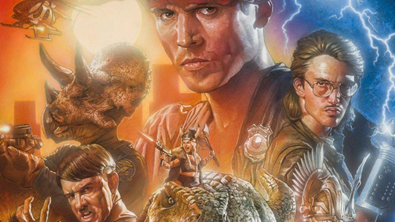 Kung Fury (2015) Review 1