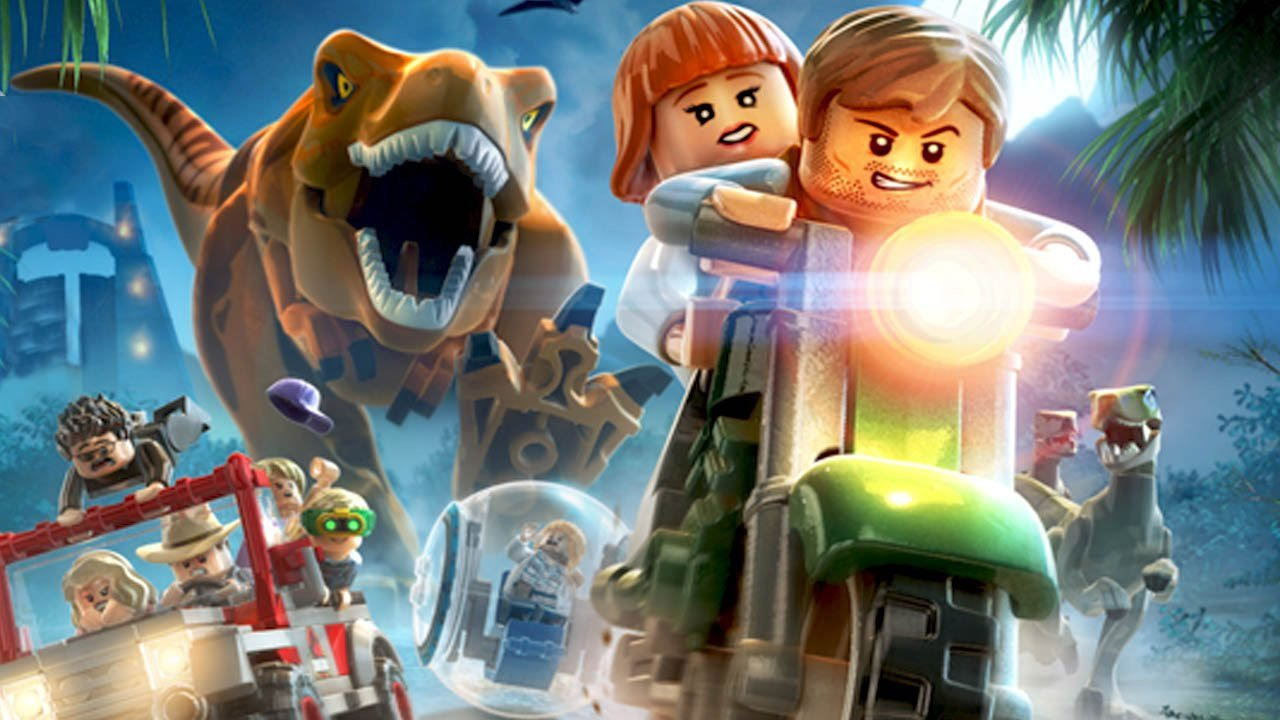 LEGO Jurassic World (PS4) Review 7