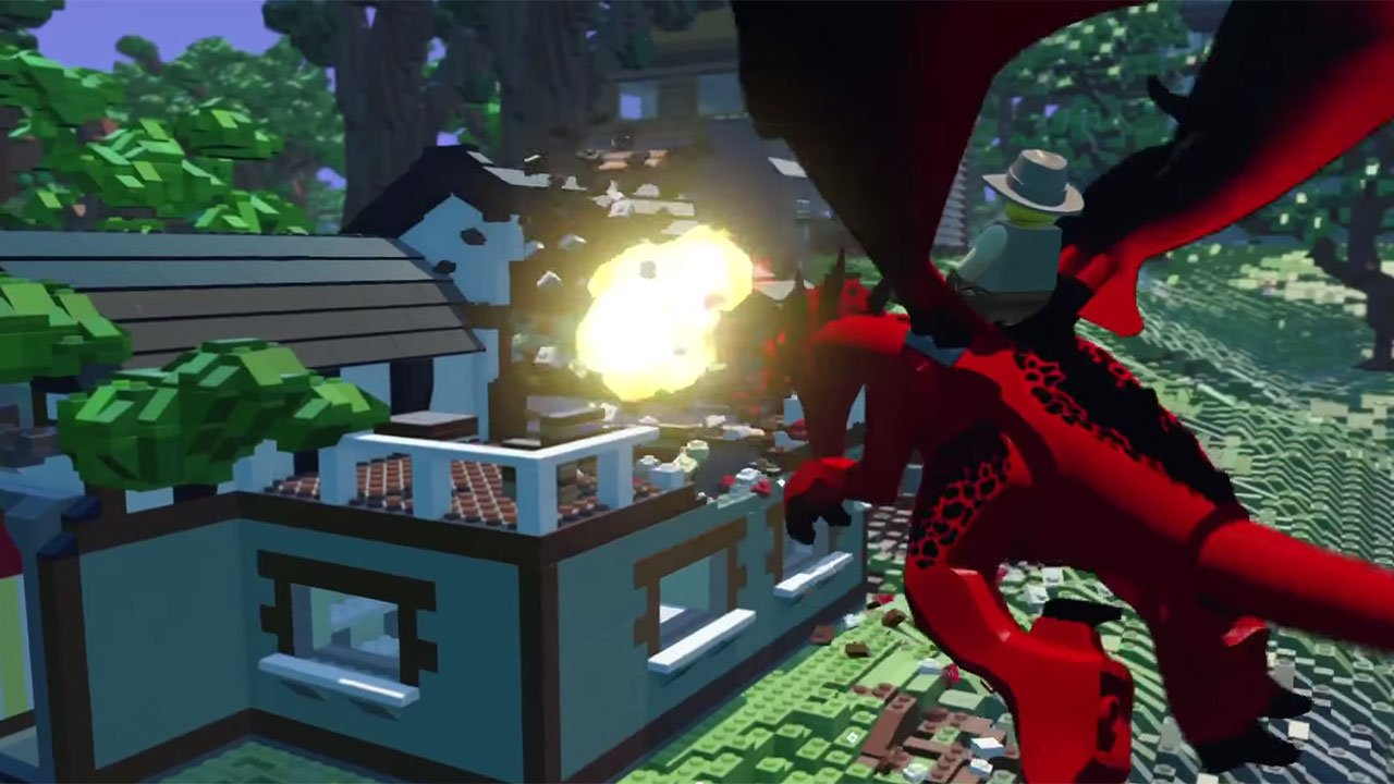 Lego Takes On Minecraft: A Preview Of Lego Worlds 6